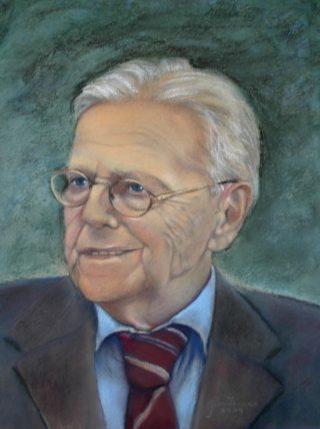 Portret in opdracht vader