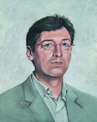 Portretopdracht burgemeester 1 - jokezwaan.nl