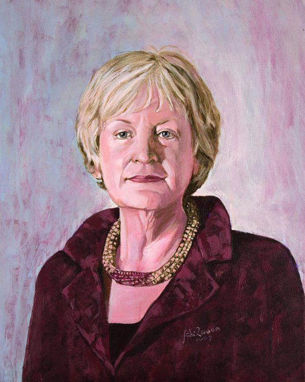 Portretopdracht burgemeester 2 - jokezwaan.nl