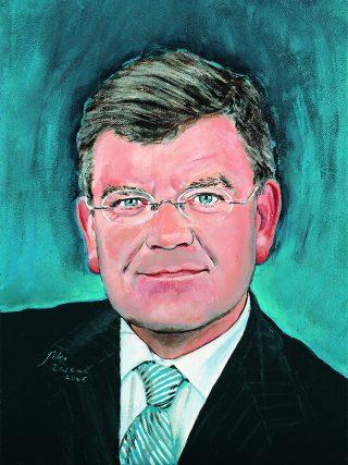 Portretopdracht burgemeester 3 - jokezwaan.nl
