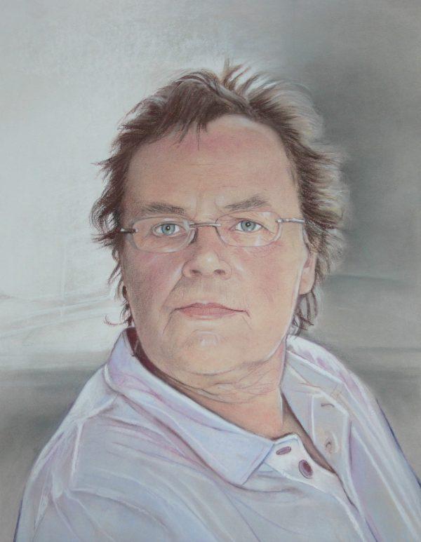 Portretopdracht - jokezwaan.nl