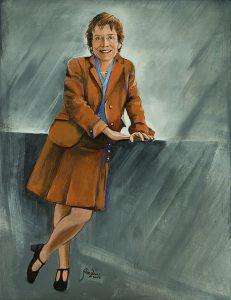 Portretopdracht staatssecretaris - jokezwaan.nl